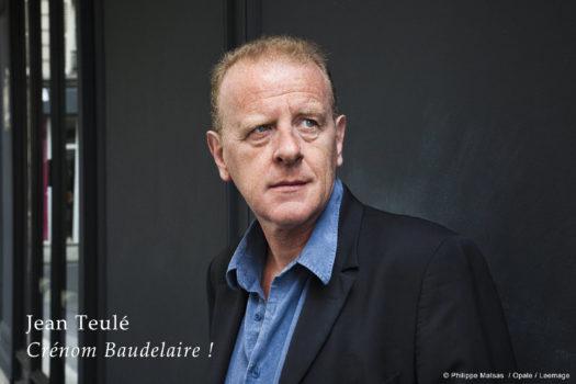 Photo de Jean Teulé